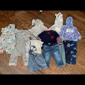 Boys clothing 12-18 months